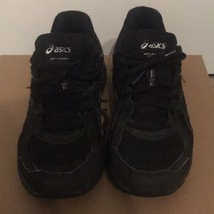 Asics Gel Black Sneakers